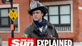Find out if Jesse Spencer is leaving Chicago Fire