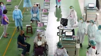 打疫苗猝死事件頻發 台灣接種率驟降數千人爽約