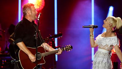 Blake Shelton discusses what went into his wedding song for Gwen Stefani