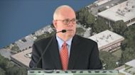 Gov. Larry Hogan Talks About New Novavax Location