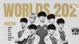 《英雄聯盟》T1、Gen.G 今日公布世界大賽參賽陣容 LCK 四隊預定 26 日啟程前往冰島