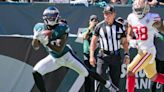 How 1 play was microcosm of the Eagles' loss and a young career