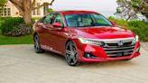 The Updated 2021 Honda Accord Hybrid Refines Its Transmission-Free Powertrain
