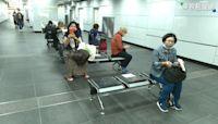 大眾運輸場站開放飲食 通勤民眾喊讚