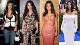 63 photos that show how Kim Kardashian's style has transformed over time