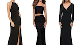 25 Stunning Black Wedding Dresses for the Untraditional Bride