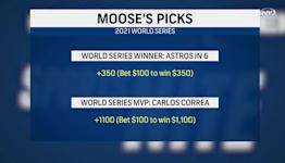 2021 World Series & MVP predictions: Sal & Moose debate | What Are The Odds?