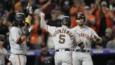 Giants win their 100th game, close in on franchise records