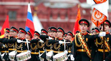 俄羅斯紅場閱兵秀軍力 與西方關係緊張受矚目 | 全球 | NOWnews今日新聞