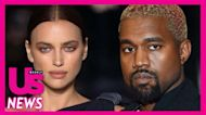 Kanye West and Irina Shayk Officially Split