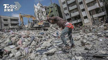 再空襲加薩!以巴停火僅11天 以色列控哈瑪斯先出手│TVBS新聞網