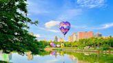 月世界愛河熱氣球試飛 最快10月開放體驗