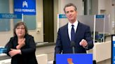 Newsom calls out the unvaccinated, blasts Tucker Carlson for COVID-19 misinformation