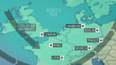 Cooler air to banish Europe's extreme heat