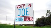 Maryland man charged with threatening Biden, Harris in letter on supporter's doorstep