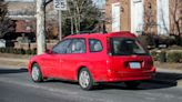 Street-Spotted: European Toyota Corolla Wagon