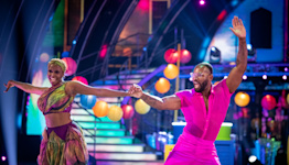 'Strictly Come Dancing' Week One: Rugby player Ugo Monye dedicates first dance to late father