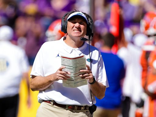 Opinion: Florida's failure to play up to own standard makes it No. 1 on Week 7 Misery Index