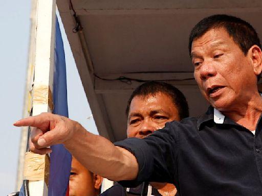 'Good idea' - Philippines Duterte mulls vice president bid