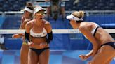 April Ross and Alix Klineman win gold for U.S. in women's beach volleyball