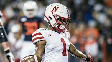 Huskers WR Wan'Dale Robinson announces plan to transfer