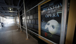Broadway's 'Phantom of the Opera' plots a cautious return to the stage