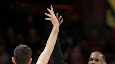 NBA/和詹皇再續前緣?美媒分析湖人最有可能追求愛神 | 運動 | NOWnews今日新聞