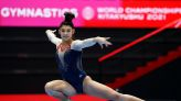 Olympic alternates Leanne Wong, Kayla DiCello win all-around silver, bronze at world championships
