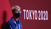 Japan continues to see record-high COVID-19 cases, but officials say Olympics aren't the problem