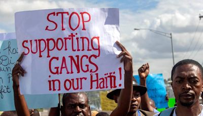 Haiti police have become targets of gang violence as OAS mission heads to country