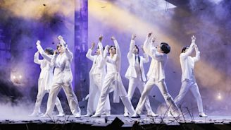 防彈少年團BTS將於6月14日進行線上演唱會
