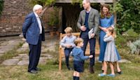 Prince William & Kate Middleton's son Prince George receives a SPECIAL gift from THIS celebrity; See photos