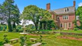 54-room Cheney home listed at $2.45 million in Manchester