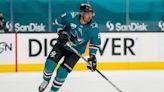 Evander Kane won't participate in Sharks training camp 'until further notice'