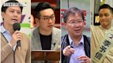 楊岳橋譚文豪等四人退出公民黨 梁家傑終止代表多名被告 | 政事