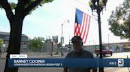 American Legion hangs flags in Great Falls