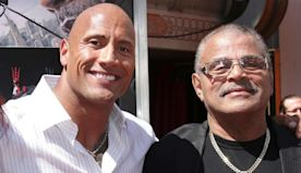 Dwayne Johnson Says Late Dad Rocky Gave Him 'Tough Love' Growing Up: 'Better Than No Love at All'
