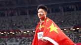 Athletics-Asia's fastest man sees bright future for Chinese sprinting