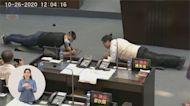 台南人最不愛運動? 議員邀黃偉哲尬「棒式」
