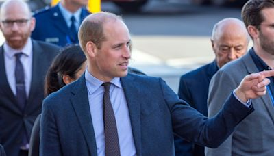 Prince William's Goodbye to Prince Philip Positions His Family as the Future of the Royals