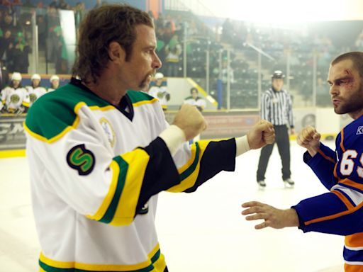 'Goon: Last of the Enforcers' is a fun hockey movie, but doesn't want to answer the tough questions it raises