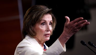 Nancy Pelosi wondered after the Capitol riot if there was anyone at the White House who wasn't kissing Trump's 'fat butt': book