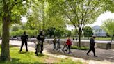 Lafayette Square near the White House reopens to public
