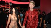 Megan Fox says 'naked' VMAs dress was MGK's idea: 'Whatever you say, daddy'
