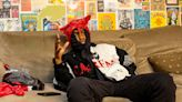 'I feel like a rock star.' $NOT's individuality has him on the precipice of hip-hop stardom