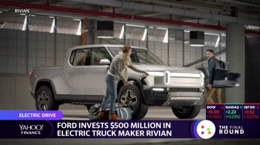 Ford invests $500 million in electric vehicle maker Rivian