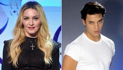 Madonna mourns her protégé and iconic Levi's model Nick Kamen: 'It breaks my heart'