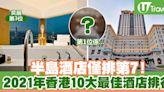 【旅遊熱話】2021年香港10大最佳酒店排行半島酒店僅排第7! | U Travel 旅遊資訊網站