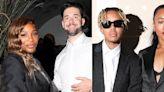Serena Williams & Husband Alexis Ohanian Join Naomi Osaka & YBN Cordae at Rihanna's Met Gala 2021 After Party