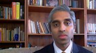 Dr. Vivek Murthy: 'May be closer to mid summer, early fall' for widespread vaccine distribution
